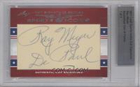 Ray Meyer /2 [BGS AUTHENTIC]