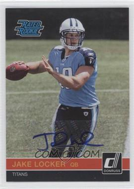 2011 Panini [???] #2 - Jake Locker /5