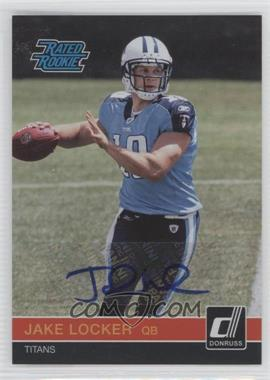 2011 Panini [???] #RR2 - Jake Locker /5