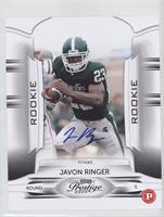 2009 Prestige - Javon Ringer