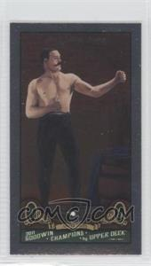 2011 Upper Deck Goodwin Champions - [Base] - Mini Foil #26 - John L. Sullivan