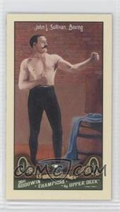 2011 Upper Deck Goodwin Champions - [Base] - Mini #26 - John L. Sullivan