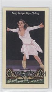 2011 Upper Deck Goodwin Champions - [Base] - Mini #61 - Nancy Kerrigan