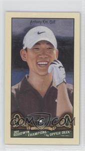 2011 Upper Deck Goodwin Champions - [Base] - Mini #98 - Anthony Kim
