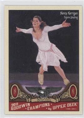2011 Upper Deck Goodwin Champions - [Base] #61 - Nancy Kerrigan