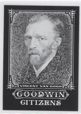 2011 Upper Deck Goodwin Champions - Goodwin Citizens #GC-3 - Vincent Van Gogh
