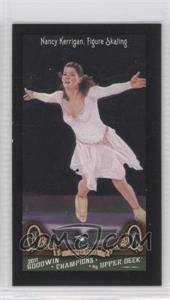 2011 Upper Deck Goodwin Champions Mini Red Lady Luck Back #61 - Nancy Kerrigan