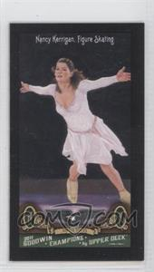 2011 Upper Deck Goodwin Champions Mini Red Lady Luck Back #61 - Nancy Kerrigan