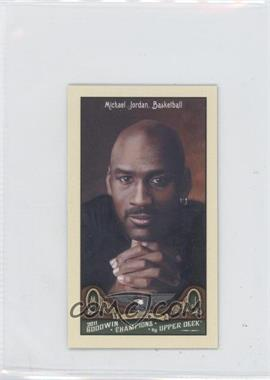 2011 Upper Deck Goodwin Champions Mini #23 - Michael Jordan