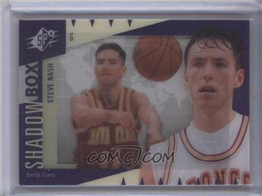 2011 Upper Deck World of Sports [???] #SB-SN - [Missing]