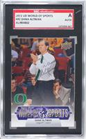 Dana Altman [SGC AUTHENTIC AUTO]