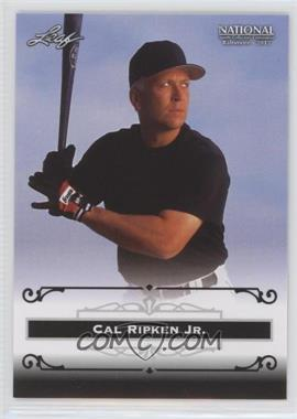 2012 Leaf National Convention - [Base] - National Convention #CR1 - Cal Ripken Jr.