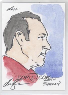 2012 Leaf National Convention Sketch Cards #KJKS - Kevin John (Kevin Spacey) /1