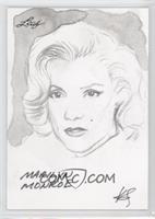 Kevin John (Marilyn Monroe) /1