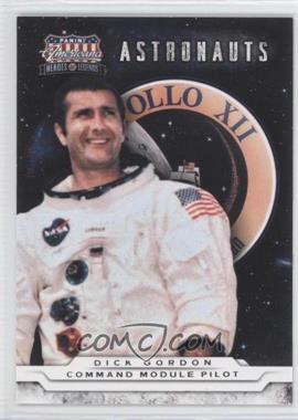 2012 Panini Americana Heroes & Legends - Astronauts #6 - Dick Gordon
