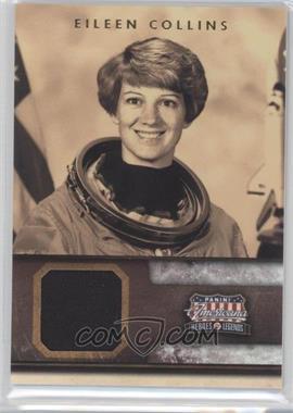 2012 Panini Americana Heroes & Legends - Elite - Materials [Memorabilia] #85 - Eileen Collins /299