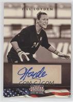 Jill Loyden /129