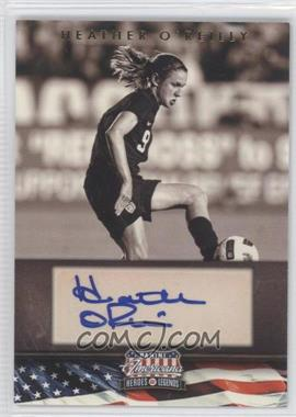 2012 Panini Americana Heroes & Legends - Elite - Signatures [Autographed] #96 - Heather O'Reilly /179