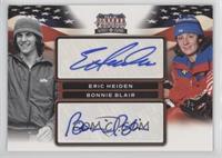 Bonnie Blair, Eric Heiden /49