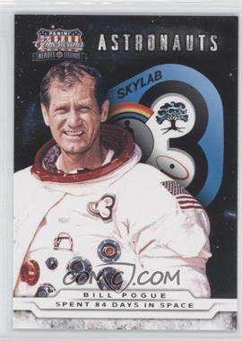 2012 Panini Americana Heroes & Legends Astronauts #4 - Bill Pogue