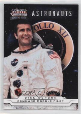 2012 Panini Americana Heroes & Legends Astronauts #6 - Dick Gordon