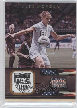 2012 Panini Americana Heroes & Legends Elite Color Photo Materials [Memorabilia] #49 - Alex Morgan /9