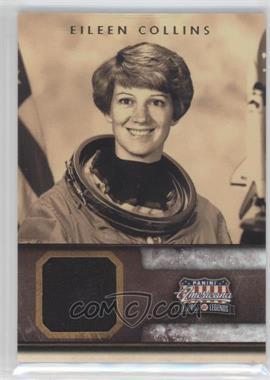 2012 Panini Americana Heroes & Legends Elite Materials [Memorabilia] #85 - Eileen Collins /299