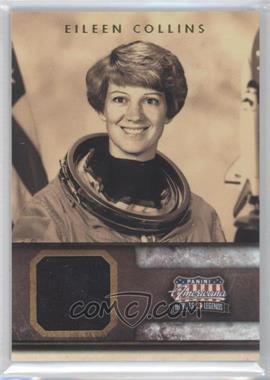 2012 Panini Americana Heroes & Legends Elite Materials [Memorabilia] #85 - Eileen Collins /299