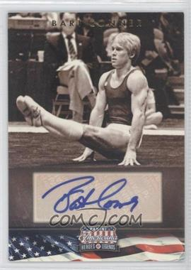 2012 Panini Americana Heroes & Legends Elite Signatures [Autographed] #58 - Bart Conner /358