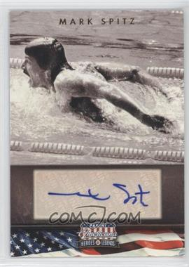 2012 Panini Americana Heroes & Legends Elite Signatures [Autographed] #79 - Mark Spitz /352