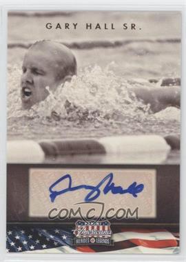 2012 Panini Americana Heroes & Legends Elite Signatures [Autographed] #92 - Gary Hall Sr. /299