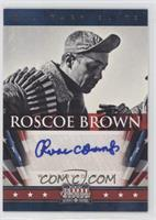 Roscoe Brown /99