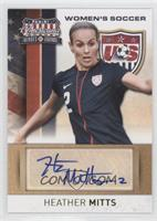 Heather Mitts /159