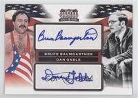 Bruce Baumgartner, Dan Gable /49