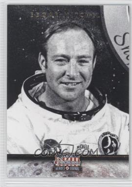 2012 Panini Americana Heroes & Legends #84 - Edgar Mitchell