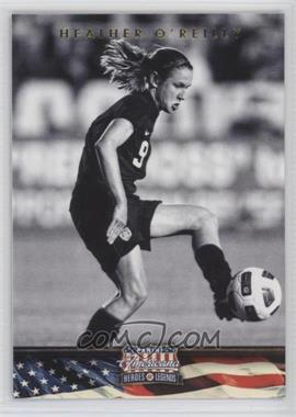 2012 Panini Americana Heroes & Legends #96 - Heather O'Reilly