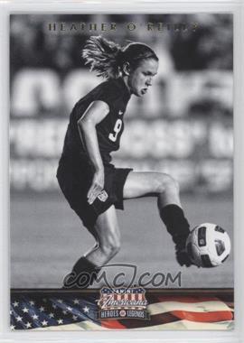 2012 Panini Americana Heroes & Legends #96 - Heather O'Reilly