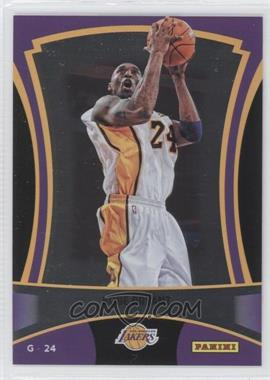 2012 Panini Black Friday - [Base] #8 - Kobe Bryant
