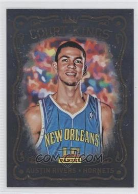 2012 Panini Black Friday - Rookie Kings #6 - Austin Rivers