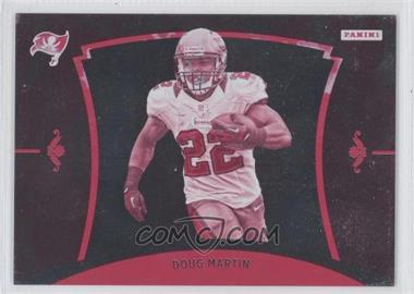 2012 Panini Black Friday Color Proof Magenta #26 - Doug Martin