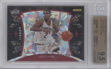 2012 Panini Black Friday Cracked Ice #31 - Kyrie Irving [BGS 9.5]