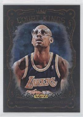 2012 Panini Black Friday Kings #7 - Kareem Abdul-Jabbar