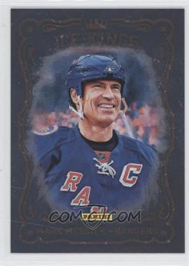 2012 Panini Black Friday Kings #8 - Mark Messier
