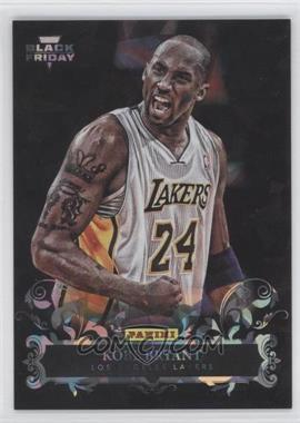 2012 Panini Black Friday Panini Collection Cracked Ice #1 - Kobe Bryant /25