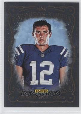 2012 Panini Black Friday Rookie Kings #1 - Andrew Luck
