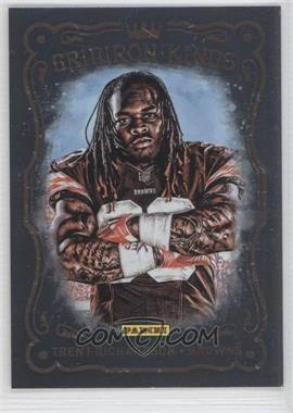 2012 Panini Black Friday Rookie Kings #4 - Trent Richardson