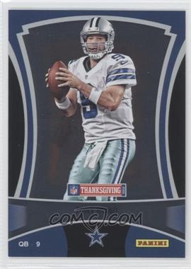 2012 Panini Black Friday Thanksgiving Classic #3 - Tony Romo