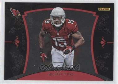 2012 Panini Black Friday #30 - Michael Floyd /599