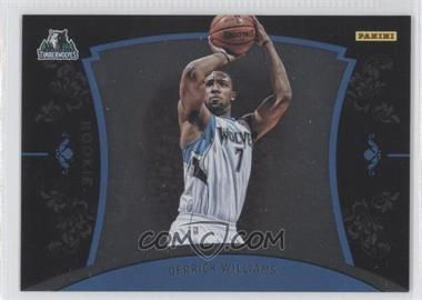 2012 Panini Black Friday #36 - Derrick Williams /599
