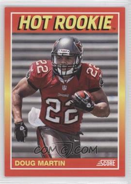 2012 Panini Fall Expo Score Hot Rookies #12 - Doug Martin /399